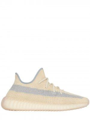 Кроссовки Boost 350 V2 adidas YEEZY. Цвет: нейтральные цвета