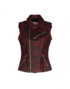 Куртка PINK AMBER. Цвет: красный