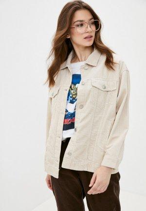 Куртка Ostin O'stin. Цвет: бежевый