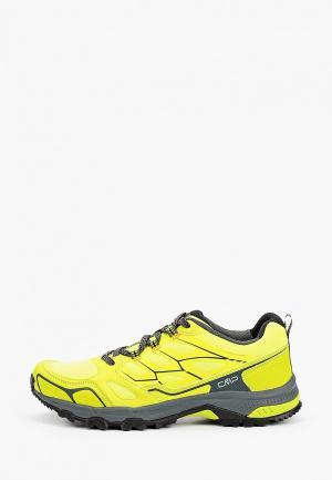 Кроссовки CMP ZANIAH. Цвет: желтый