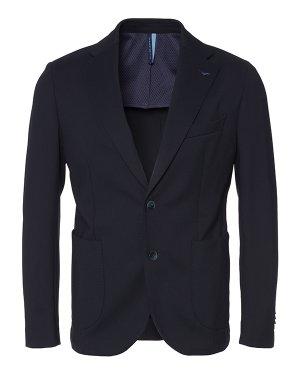 Пиджак VPE065 54 тем.синий Harmont & Blaine. Цвет: тем.синий