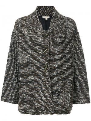 Пальто Krizia Pre-Owned. Цвет: разноцветный