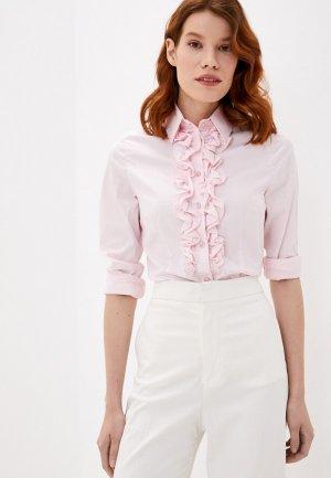 Блуза Colletto Bianco. Цвет: розовый