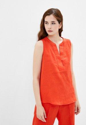 Блуза Gerry Weber. Цвет: красный