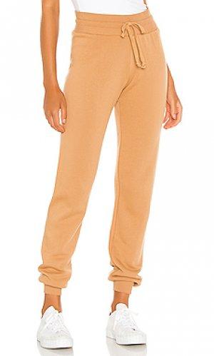 Спортивные брюки LA Made. Цвет: цвет загара