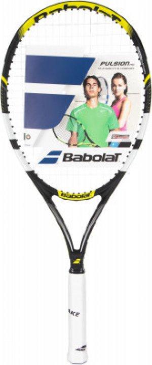 Ракетка для большого тенниса Pulsion Pro 27 Babolat. Цвет: черный