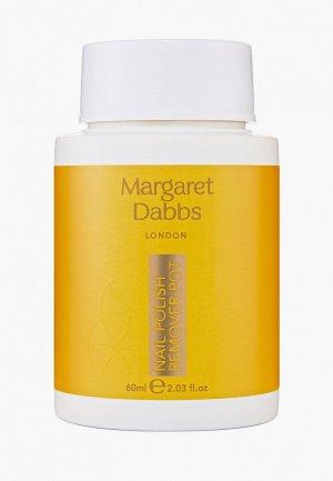 Средство для снятия лака Margaret Dabbs PROFESSIONAL TREATMENT ENRICHED NAIL POLISH REMOVER POT, 60 мл. Цвет: прозрачный
