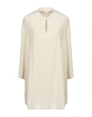 Блузка GIO' MORETTI. Цвет: песочный