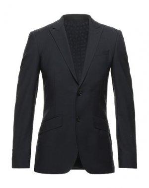 Пиджак TOPMAN. Цвет: темно-синий