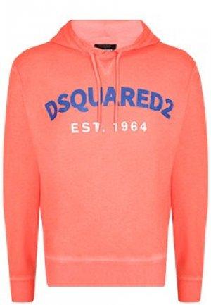 Толстовка DSQUARED2. Цвет: красный