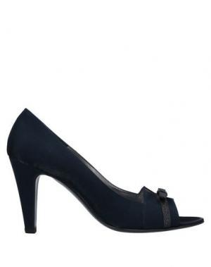 Туфли ELATA. Цвет: темно-синий