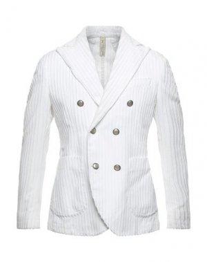 Пиджак TWENTY-ONE. Цвет: белый
