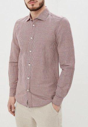 Рубашка Antony Morato. Цвет: бордовый