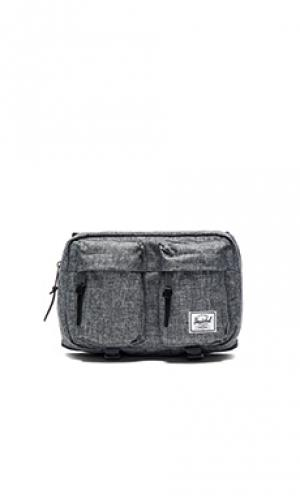 Дорожная сумка eighteen Herschel Supply Co.. Цвет: уголь
