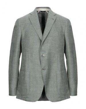 Пиджак TOMBOLINI. Цвет: светло-зеленый