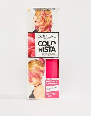 Смываемая краска для волос LOreal Paris Colorista L Oréal Pa