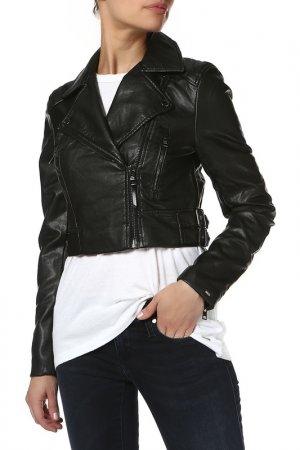 Куртка Tommy Hilfiger Denim. Цвет: 003, black beauty