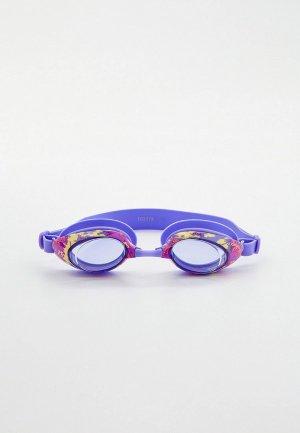 Очки для плавания Joss Kids swimming goggles. Цвет: фиолетовый