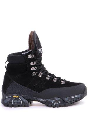 Высокие треккинговые ботинки PREMIATA