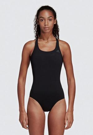 Купальник adidas FIT SUIT SOL. Цвет: черный