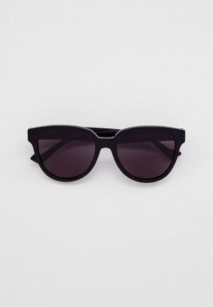 Очки солнцезащитные Gucci GG0960SA. Цвет: черный