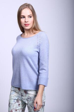Пуловер Comma. Цвет: сиреневый