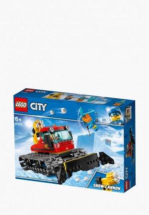 Конструктор LEGO City 60222 Снегоуборочная машина. Цвет: разноцветный