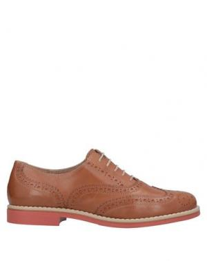 Обувь на шнурках BAGATT. Цвет: желто-коричневый