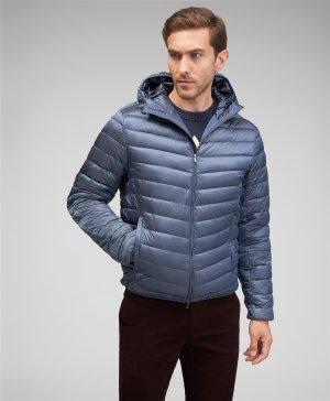 Куртка HENDERSON. Цвет: голубой