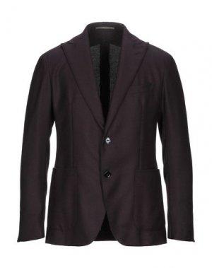 Пиджак PINO LERARIO 02-05. Цвет: баклажанный
