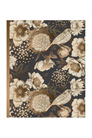 Блок с кольцами, А5, 96 л Издательство Эксмо. Цвет: коричневый