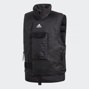 Жилет COLD.RDY Performance adidas. Цвет: черный