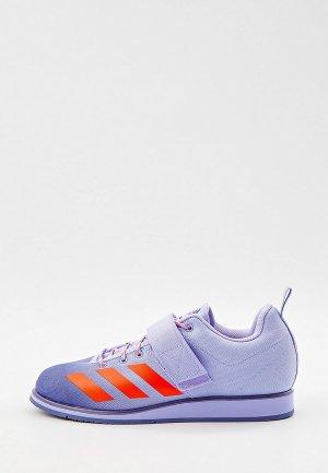 Штангетки adidas POWERLIFT 4. Цвет: фиолетовый