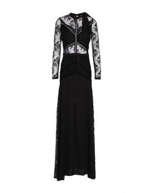 Длинное платье EUREKA by BABYLON. Цвет: черный