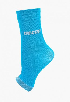 Гетры CEP Smart Carbon UltraThin Compression Gaiters C3UU. Цвет: голубой