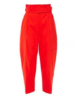 Повседневные брюки A.L.C.. Цвет: коралловый