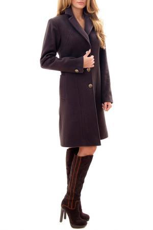 Пальто RADEKS. Цвет: brown