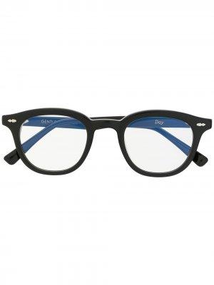 Солнцезащитные очки Day Gentle Monster. Цвет: черный
