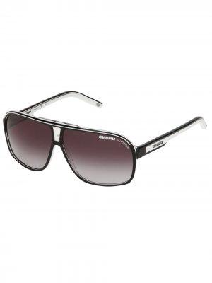 Солнцезащитные очки Grand Prix Carrera. Цвет: черный