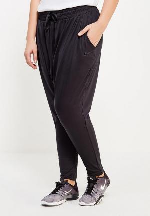 Брюки спортивные Nike Womens Dry Training Pants. Цвет: черный