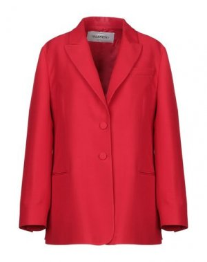 Пиджак VALENTINO. Цвет: красный