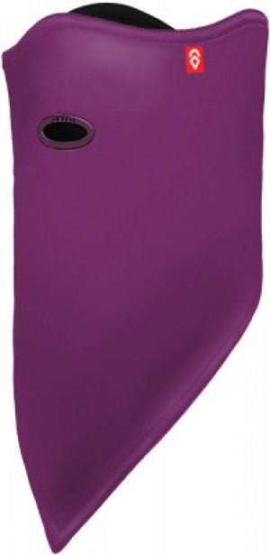 Балаклава Facemask Standard Airhole. Цвет: фиолетовый