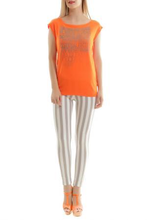 T-shirt SHIRTS WE LOVE. Цвет: orange