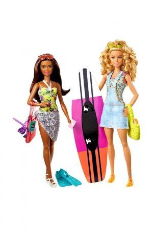 Приключения серия Barbie. Цвет: голубой