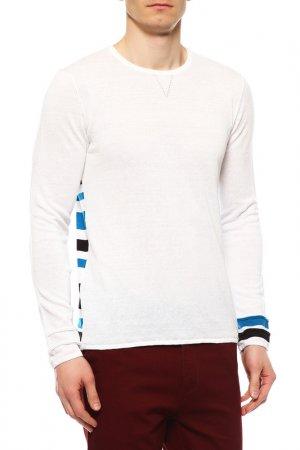 Пуловер Bogner. Цвет: белый, черный