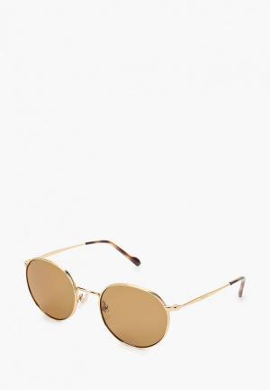 Очки солнцезащитные Vogue® Eyewear VO4182S 280/83. Цвет: золотой