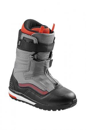 Ботинки для сноуборда MN HI Vans. Цвет: серый