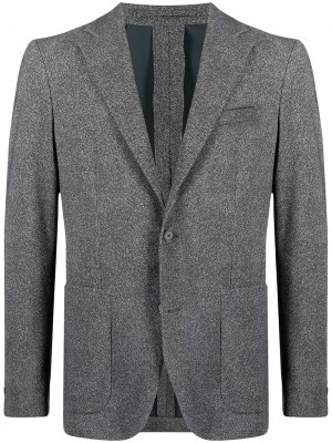 Пиджак Brera Traiano Milano. Цвет: серый