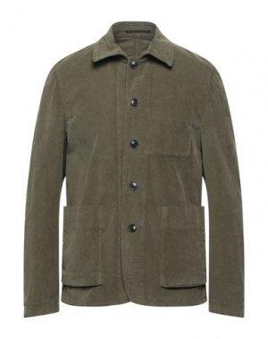 Пиджак TIGER OF SWEDEN. Цвет: зеленый-милитари