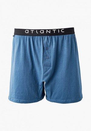 Трусы Atlantic. Цвет: голубой